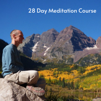 28 Day Meditation Course Login