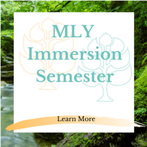 MLY Immersion Semester